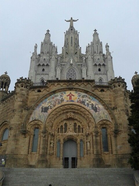 Iglesia en Barcelona