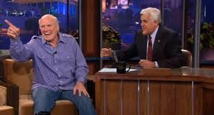 Terry Bradshaw on the Tonight Show