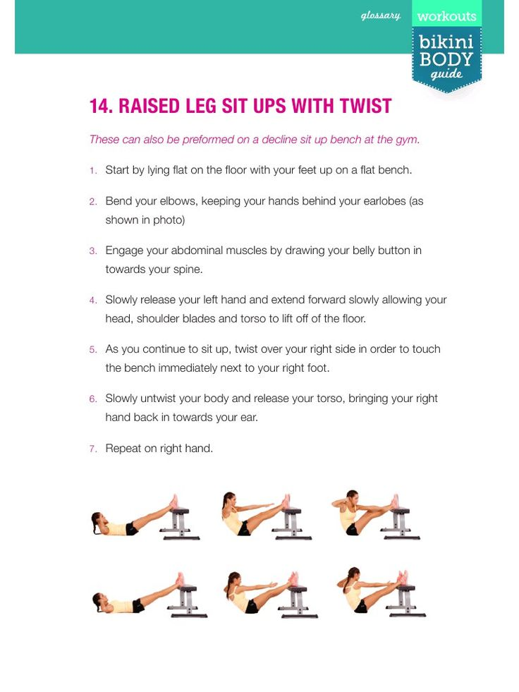 51 best BBG Exercise Glossary images on Pinterest - ups signature release form