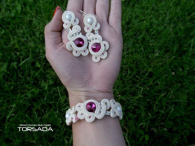 Biżuteria slubna AURORA w obliczu natury :) | TORSADA