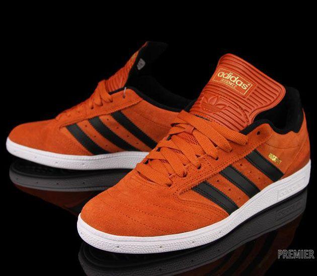 adidas Skateboarding Busenitz - Chili/Black