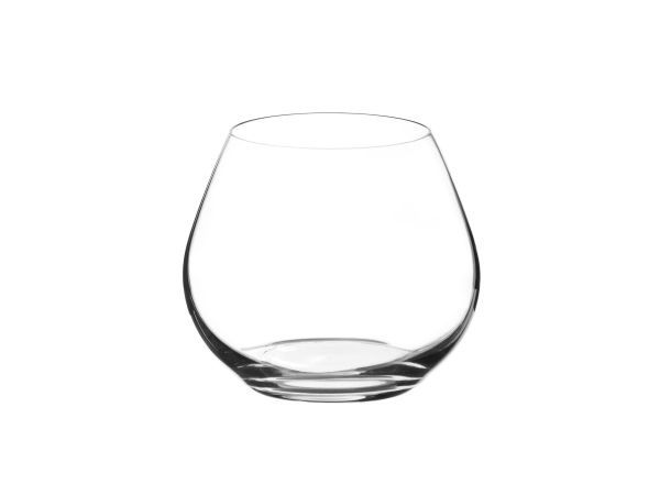 Bohemia Crystal Saloma Stemless Glasses, Set of 6 - Perfect for whiskey or brandy as a tumbler, or as a stemless wine glass. Designed to fit perfectly in your hand, this glass is the ultimate multi-tasker.