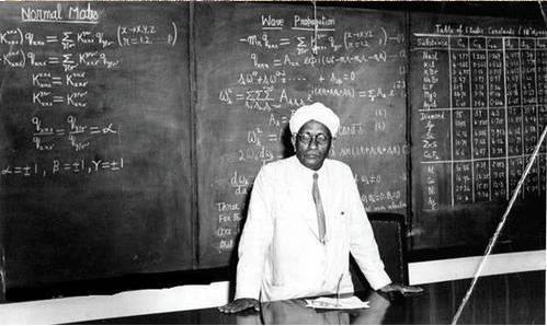 Nobel Lauriate Prof. C. V. Raman.