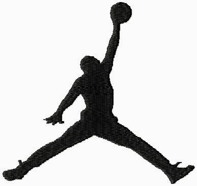 Basketball Embroidery Design Instant Download