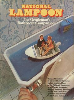 National Lampoon Magazine 1975