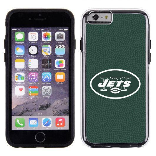 New York Jets Team Color NFL Football Pebble Grain Feel IPhone 6 Case