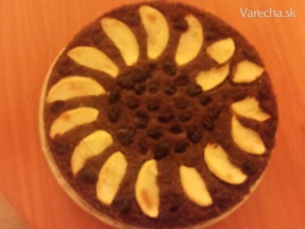 Makovo-jablkový koláč bez múky a cukru - Recept