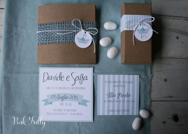 Pink Frilly: Mare e selfpackaging