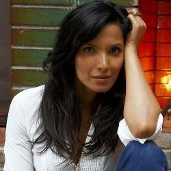 Padma Lakshmi (American, Film Actress) was born on 01-09-1970. Get more info like birth place, age, birth sign, bio, family & relation etc.