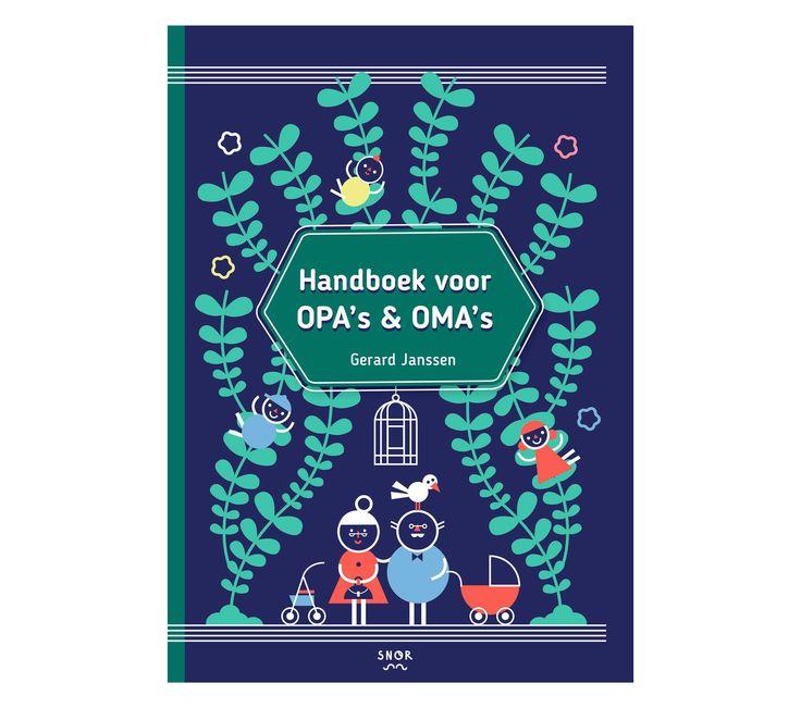 Handboek voor opa's en oma's door Gerard Janssen. www.Millows.nl