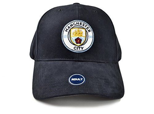 Manchester City FC Authentic EPL Baseball Cap Navy