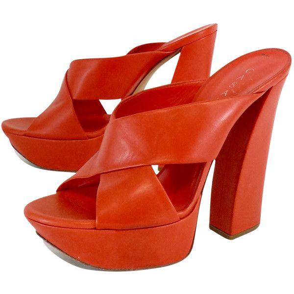 """Über 1.000 Ideen zu """"Orange High Heels auf Pinterest ..."""
