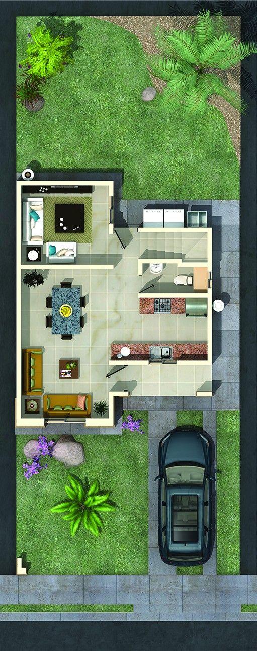 Les 31 meilleures images à propos de plan sur Pinterest - Plan De Maison En 3d