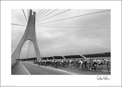 2004 Tour of the Algarve The Bridge Watson Poster