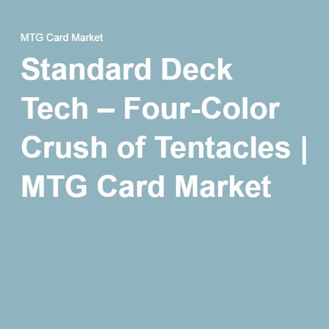 Standard Deck Tech – Four-Color Crush of Tentacles   MTG Card Market