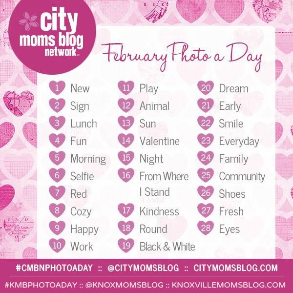 25 Best Ideas About February Photo Challenge On 9 Best 365