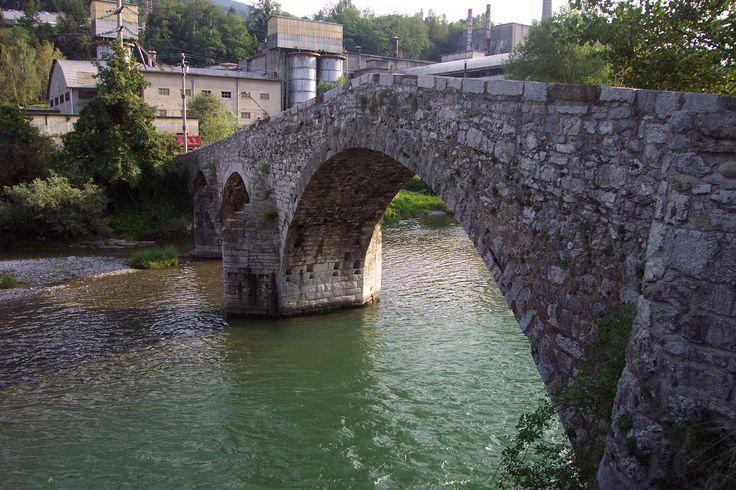 Albino - ponte romano