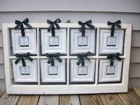 for sale on craigslist...cute idea for an old window