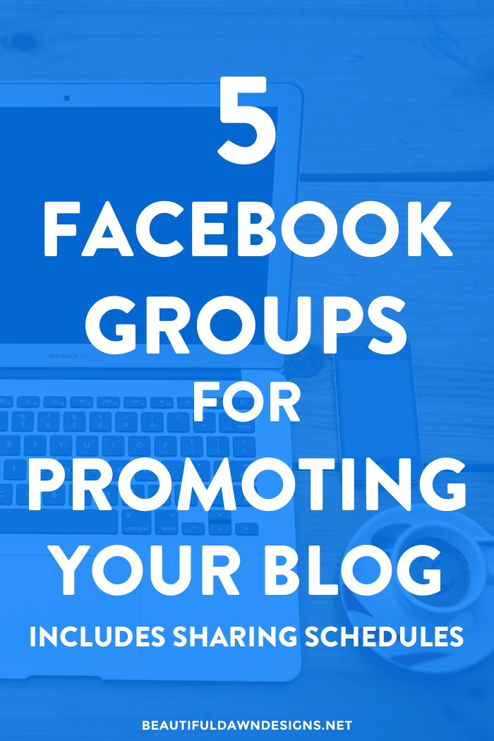 If you're not leveraging the power of Facebook to grow your blog, you're missing out on increased blog traffic. In this post I'm sharing with you 5 Facebook groups for promoting your content.