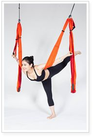 Yoga Trapeze – Inversion Therapy – Relieve Back Pain