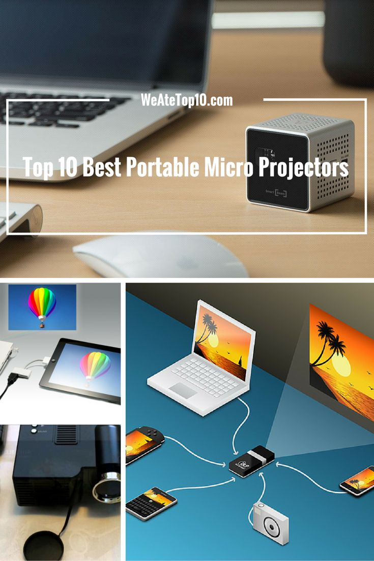 Top 10 Best Portable Micro Projectors Reviews by Price & Rating!!! #Projectors #MicroProjector