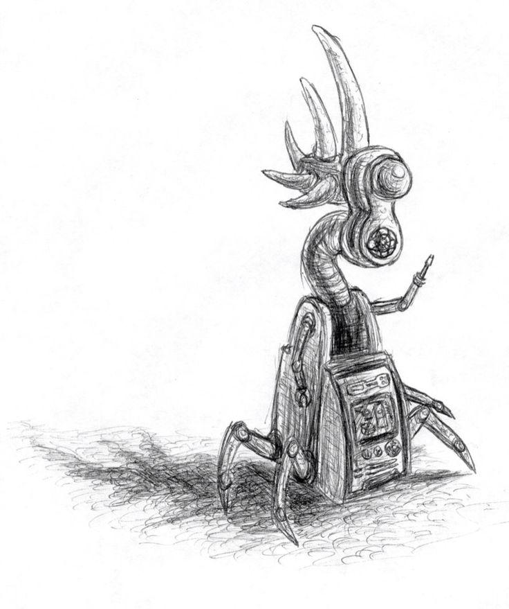 Shaun tan the rabbits conflicting perspectives