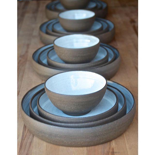 @bebe_federmann  sc 1 st  Pinterest & 35 best Pottery- Dinnerware sets images on Pinterest | Dish sets ...