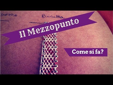 TOMBOLO - Il Mezzopunto - YouTube