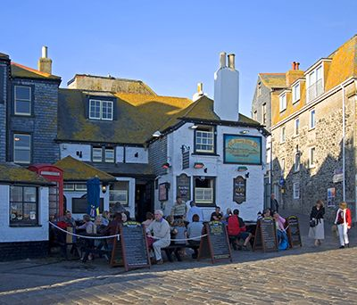 St Ives - The Sloop Inn