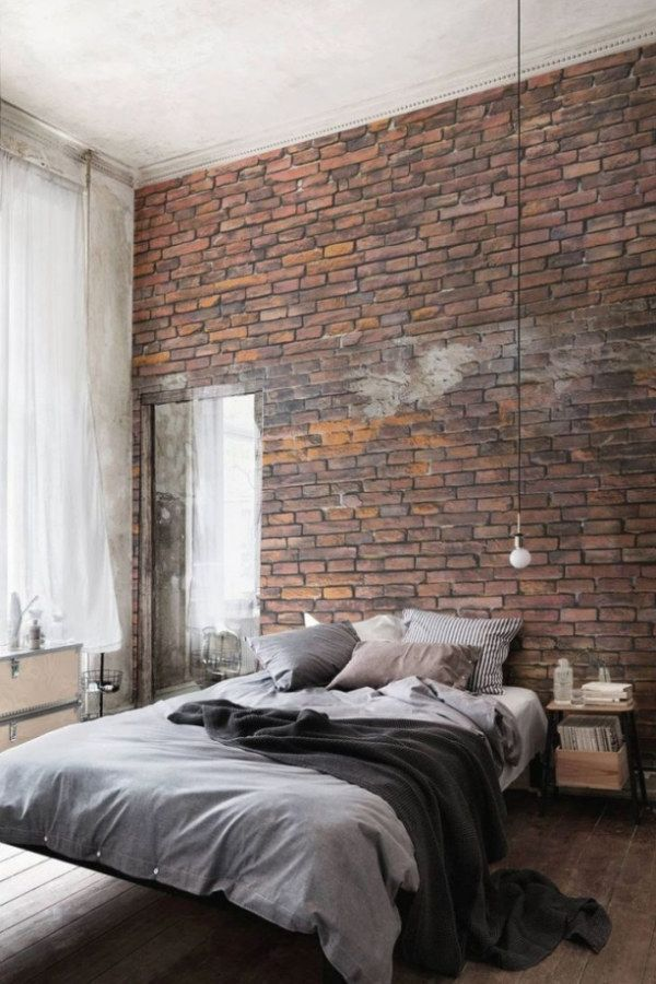 10 Beautiful Urban Industrial Decor Plans To Nail Your Loft Urban Industrial Design No 10 Industrial Bedroom Design Industrial Style Bedroom Bedroom Design