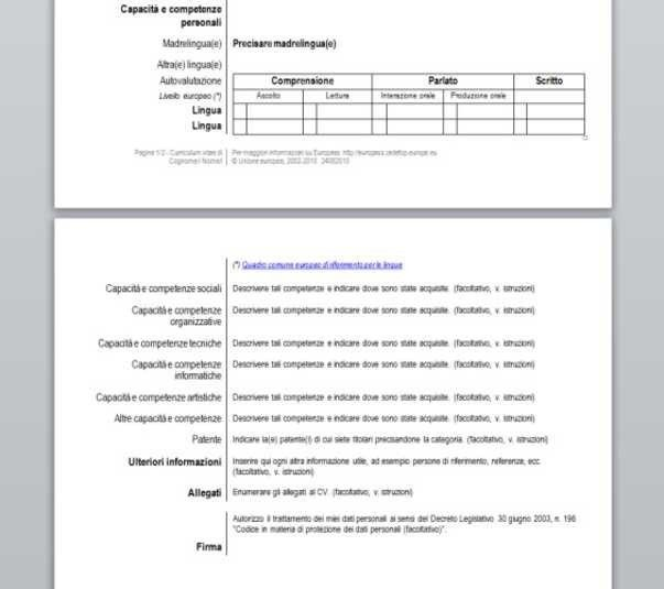 16 Un Curriculum Vitae Format Modeles De Lettres Curriculum Vitae Curriculum