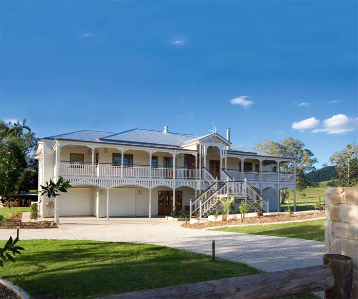 1000 images about queenslander homes on pinterest home for Classic queenslander house