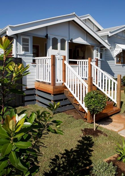 House Rules Queensland garden reveal - Home Beautiful