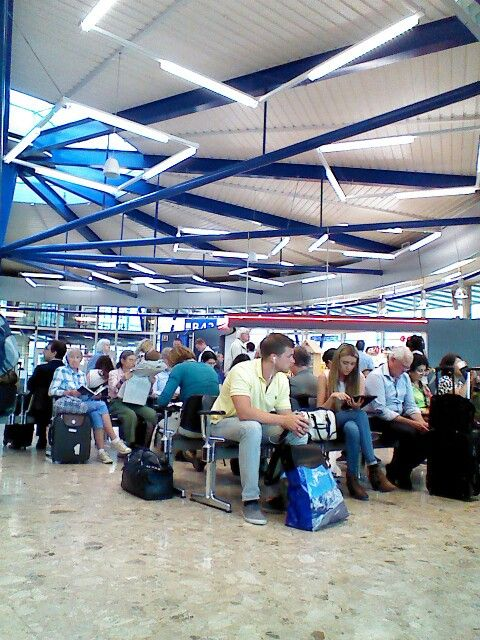 Genève: l'aéroport