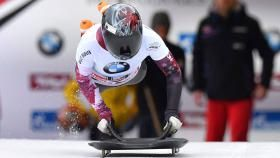 Elisabeth Vathje knows how to start the Olympic season with a bang. Vathje secured Team Canada's first IBSF World Cup...