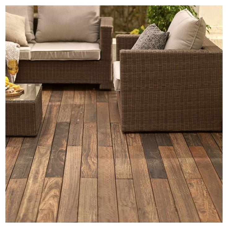 367 best terrazas images on pinterest cl decks and seasons - Terrazas de madera ...