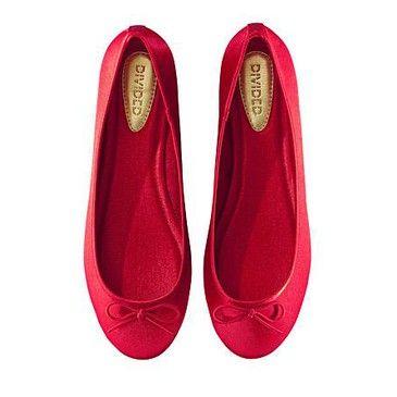 .Sapatilhas vermelhas