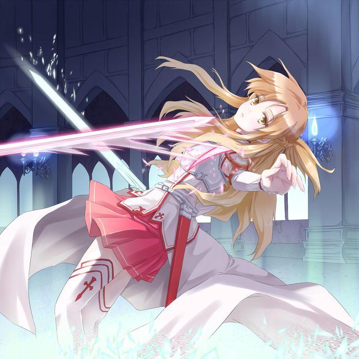 Yuuki Asuna Sword Art Online