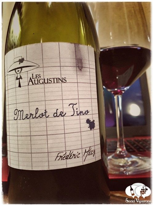 Score 84/100 Wine review, tasting notes, rating of Clos des Augustins Merlot de Tino, Languedoc. Description of aroma, palate, flavors. Join the experience.