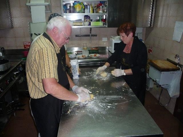 #cookingclasses at Tenuta #Torciano #Winery