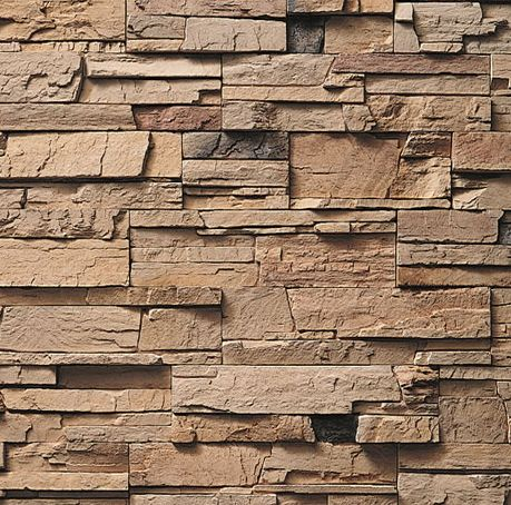 Pro fit ledgestone mojave cultured stone by boral for Exterior ledgestone