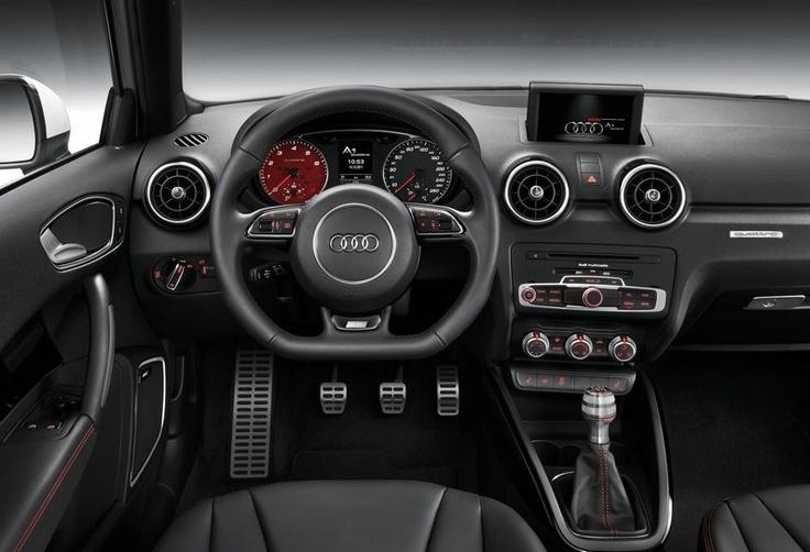 Audi A1 Quattro: Quattro 2013, Cars Interiors, Audi A1