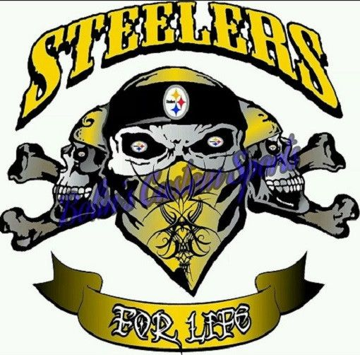 Steelers Pittsburgh Team Vinyl Decal Products Pinterest - Custom vinyl decals pittsburgh
