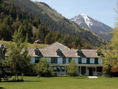 Montana...Chico Hot Springs Resort & Day Spa in Paradise Valley  Read more: 50 Things To Do in 50 States This Summer - Summer Travel Plans - Country Living