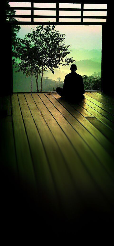 """♥ Want To Transform Your Life? Sit In Silence. """"Silence is a source of great strength."""" Lao Tzu"""