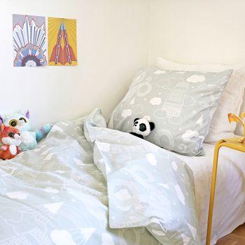 SINGLE BED DUVET SET