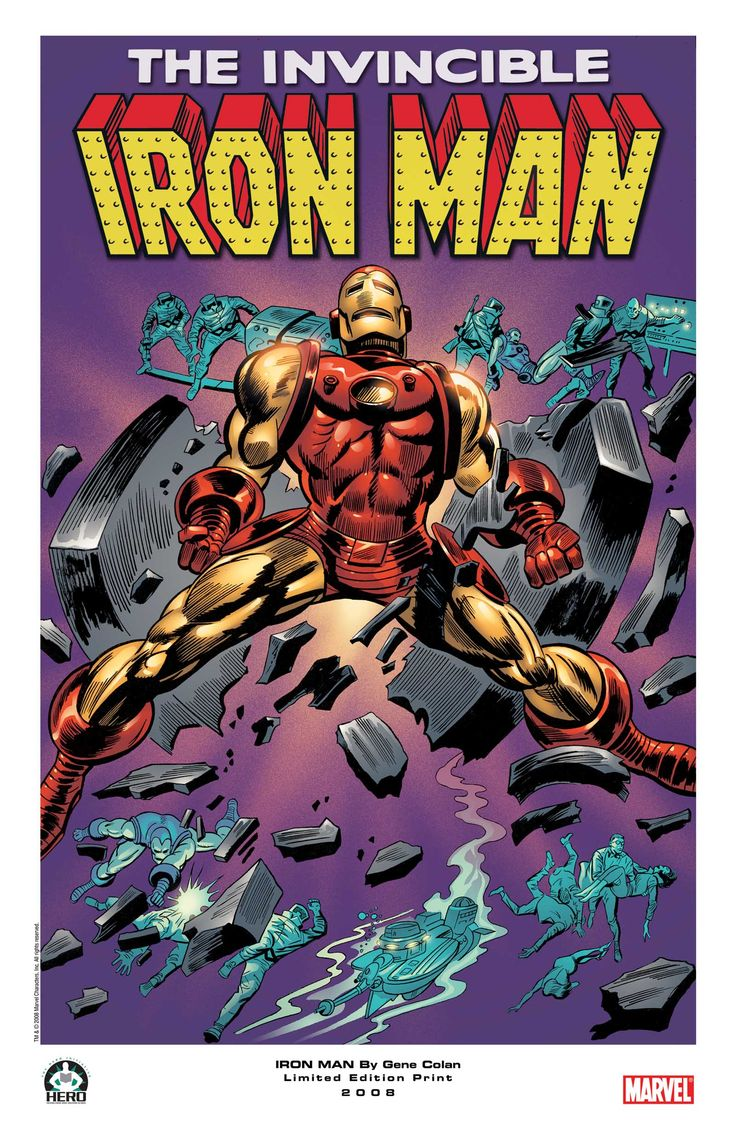 157 best capas marvel images on pinterest marvel comics marvel the invincible iron man by gene colan iron manmarvel comicscomic