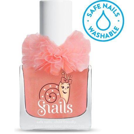Lak na nehty pro děti na vodní bází Ballerine