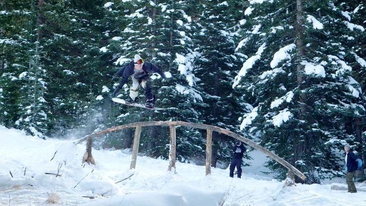 Brighton Resort - Mike Ravelson, Parker Szumowski | Volcom Snow #Snowboarding #Volcom