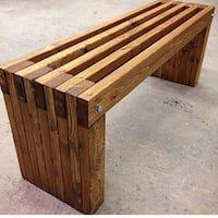 Used indoor outdoor Bench for sale in Mishawaka